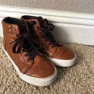 *Like New* Old Navy Brown high top sneakers